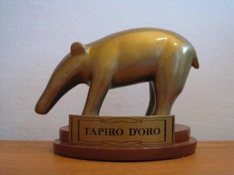 Tapiro d'oro