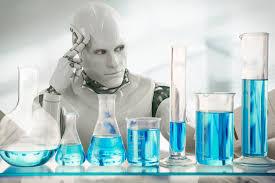 Risultato immagini per robots making experiments